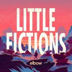 Elbows seventh album Little Fiction just out today, 3 Feb and only £4.99 on 7digital.com normally £7.99