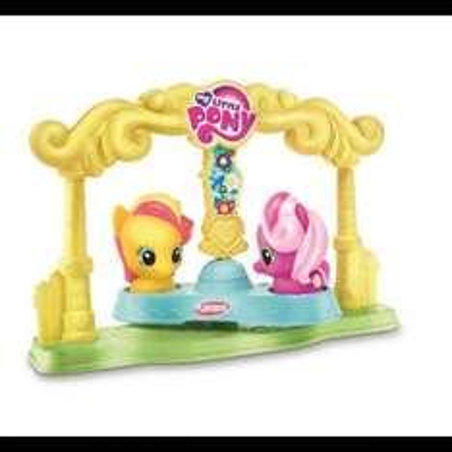 Playskool My Little Pony friends go round set £2.50 instore @ Asda