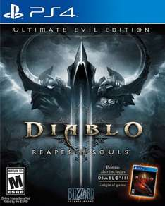 Diablo III: Reaper of Souls - Ultimate Evil Edition (PS4) £15.99 @ Base.com