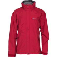 Berghaus Gore-Tex Mens Redpike 2 Layer Shell Jacket  £44.99 + £4.49 P&P  @MandMDirect