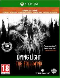 Dying Light The Following : Enhanced Edition : free delivery - £16.45 @ MyMemory