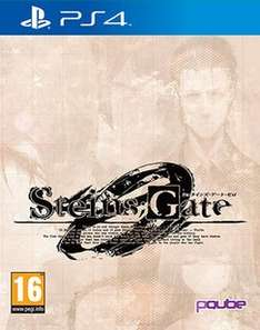 PS4: Steins Gate Zero (Limited Edition) - GAME - £24.99