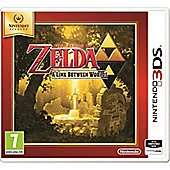 The Legend of Zelda: A Link Between Worlds (Nintendo 3DS) £11.39 - TESCO