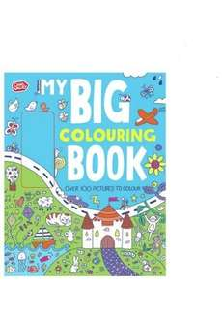 Chad Valley Big Colouring Book - 49p R&C at Argos