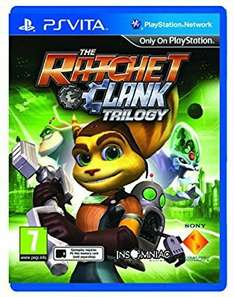 Ratchet and Clank Trilogy (PS Vita) £22.60 @ Amazon Lightning Deal (Early Access)