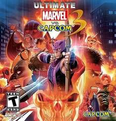 Ultimate Marvel vs Capcom 3 (PS4), $18.74/£14.99 @ PSN US