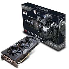 Sapphire Nitro Fury 4GB (480/1060 beater)  £264.95  @ Amazon (Dispatched from and sold by Amazon)