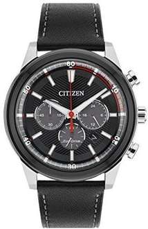 Citizen Mens Eco Drive Watch CA4348-01E £89.99 delivered @Amazon Deal of the day
