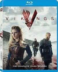 Vikings seasons 1, 2 and 3 on Bluray £10.59 each at Base.com