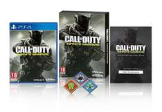 [PS4/Xbox One] Call Of Duty: Infinite Warfare Standard Edition w/ Extra Content and Pin Badges - £17.99 (+£1.99 Non Prime) - Amazon
