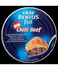 Fray Bentos Chilli Beef Pie 425g In Home Bargains Belle Vale for 95p.