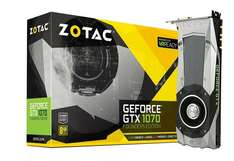GTX 1070 Founders Edition by Zotac and free copy of For Honour or Ghost Recon: Wildlands. - £389.99 @ Amazon