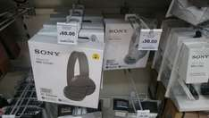 SONY Bluetooth Headphones MDR-ZX220BT - Grey - £30 instore @ Tesco Direct Sutton