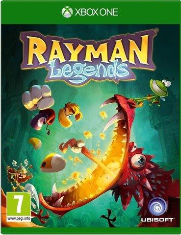 Rayman Legends Xbox One @ ARGOS £12.99