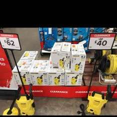 Karcher K2 reduced to £40 instore at B&Q Stockton