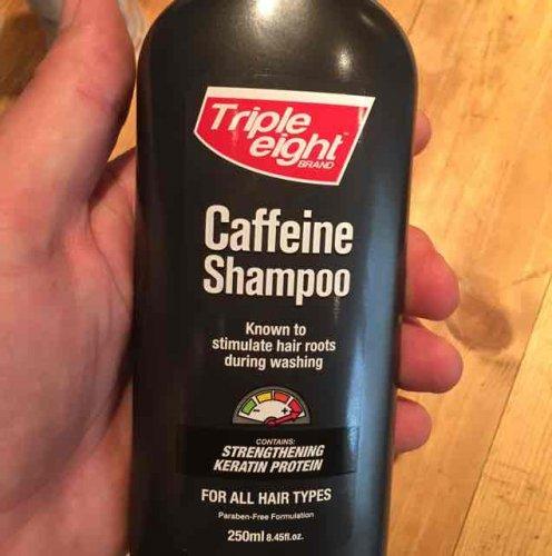 home bargains - caffeine shampoo - cardiff store - 95p