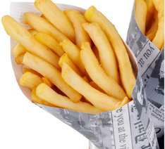 Free bottle of Pepsi RRP 99p with every chip cone!!! @ Chips - Leicester