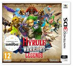 Hyrule Warriors 3ds Argos - £16.99