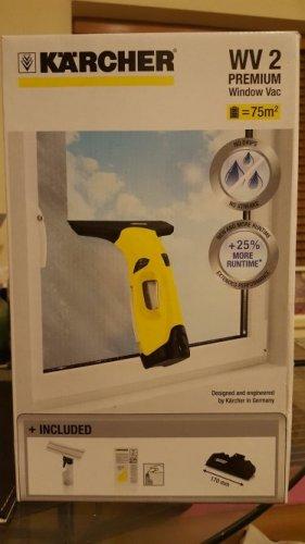 Karcher WV Premium Window Vac £35 instore @ Tesco