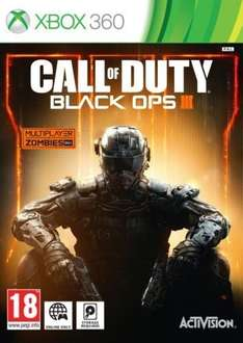 Black Ops 3 xbox360 Like New £8.99 @ poundmonkey / Ebay