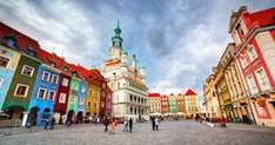 £16.30 Liverpool to Poznan, Poland Return @ Ryanair