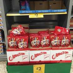 celebration & Cadbury roses reduce to clear £2 Morrisons Bham