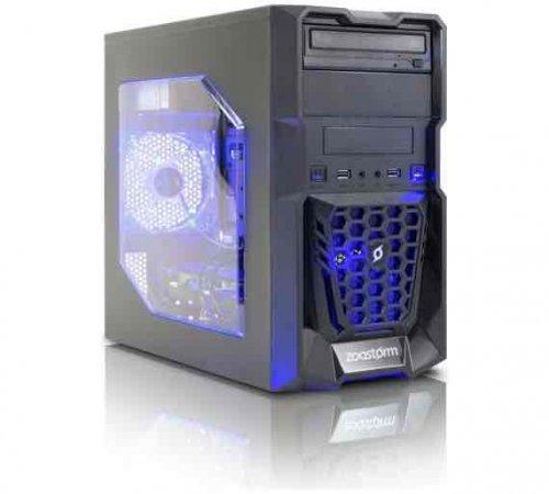 Zoostorm Quest AMD A8 8GB 120GB Radeon HD Desktop PC £479.99 @ Argos