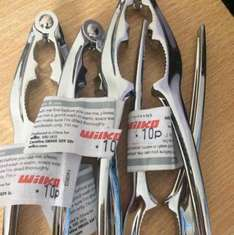 Nut cracking deal at Wilko - Nut Crackers for 10 pence each @ Wilko