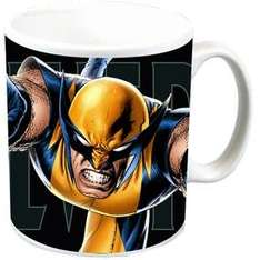 X-Men/Fantastic Four Mugs from £2.99 Delivered (Individual Links in First Post) @ Forbidden Planet