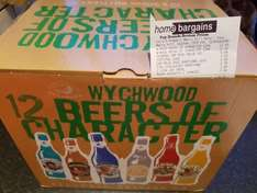 Wychwood 12 x Beers of Character £12.99 @ Home Bargains