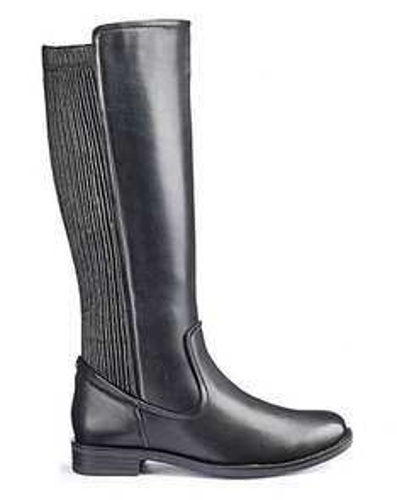 Legroom High Leg Boots E Fit Standard | Crazy Clearance