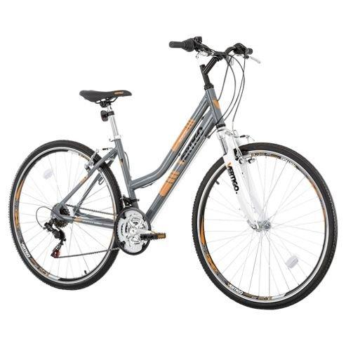 Vertigo Moroto 700c front suspension hybrid bike £70 free c&c @ tesco