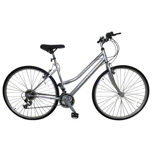 Saxon Trail 700c Ladies' Hybrid Bike £70 @ tesco free c&c