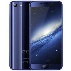 Elephone S7 4G Phablet HELIO X25 VERSION BLUE Deca Core 2.0GHz 4GB RAM 64GB 5.5 inch FHD Screen Android 6.0 13.0MP + 5.0MP Cameras Fingerprint Sensor Compass £183.58 @ Gearbest