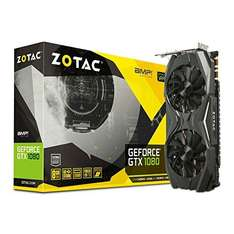 Zotac GTX 1080 AMP Edition £419.36 SOLD BY amazon.co.uk