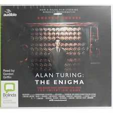 Alan Turing - The Enigma - Audio Book on CD £5 with Free Click & Collect (also included in 2 for £8 offer) @ The Works