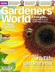 5 months editions of Gardeners' World magazine delivered for £5.00 @ buysubscriptions - outside chance of £2.87 cashback from TCB