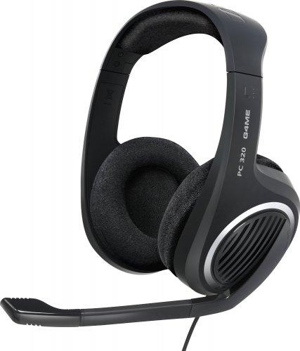 Sennheiser PC 320 Open-Back Over-Ear Gaming Headset - Black - £40 @ Amazon