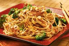 4 for £4.00 Chinese New Year Stir Fry Meal Deal at Morrissons