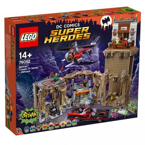LEGO DC Comics Super Heroes Batman Classic TV Series Batcave 76052 - £159.99 @ Smyths