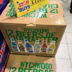 12 Wychwood Beers Of Characters- 12.99 at Home Bargains