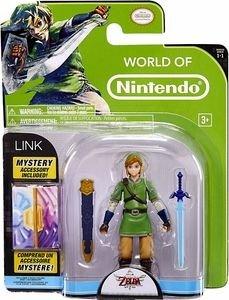 World of Nintendo 4'' Action Figures £4.50 instore @ Asda (Ranges: Super Mario, The Legend of Zelda, Starfox)