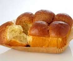Les Brioches 8 pack. 3 packs for £1 instore @ Heron foods