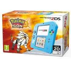 2DS Special Edition + Pokémon Sun (Pre-Installed) (Nintendo 2DS) in stock £89.99 @ GAME