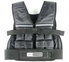 Pro Fitness 10KG Adjustable Vest £19.99 Was £39.99 Argos (Free C&C)