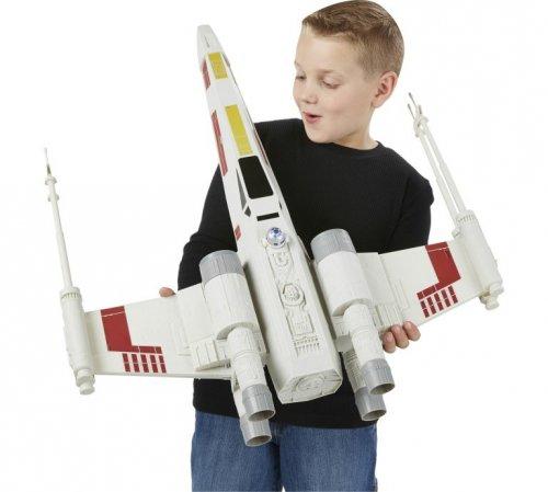 Star Wars Hero Series X-Wing Fighter Vehicle £8.99 Was £39.99 Argos (Free C&C)