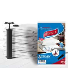 Jumbo Vacuum Storage Bags - Sold by SunkoDirect UK and Fulfilled by Amazon. - £12.99 prime/£15.98 without