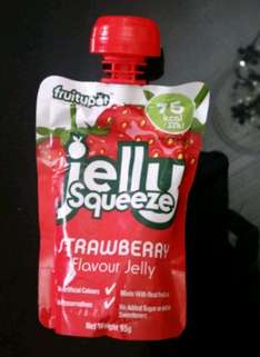 Jelly squeeze £1.00 at Heron foods in Oldham