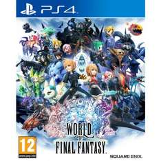 [PS4] World of Final Fantasy - £24.95 - TheGameCollection