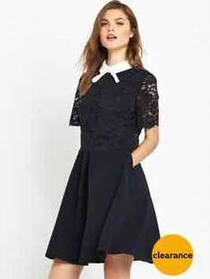 Ted Baker LACE BODICE DOUBLE LAYER DRESS Was £180.00 Now £99.00 Save £81.00 @ Very